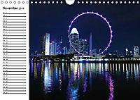 Singapur. Impressionen (Wandkalender 2019 DIN A4 quer) - Produktdetailbild 11