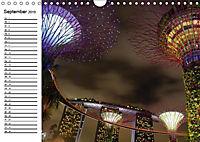 Singapur. Impressionen (Wandkalender 2019 DIN A4 quer) - Produktdetailbild 9