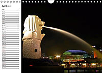 Singapur. Impressionen (Wandkalender 2019 DIN A4 quer) - Produktdetailbild 4