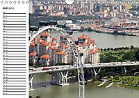 Singapur. Impressionen (Wandkalender 2019 DIN A4 quer) - Produktdetailbild 7