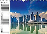 Singapur. Impressionen (Wandkalender 2019 DIN A4 quer) - Produktdetailbild 12