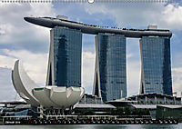 Singapur. Stadt der Superlative (Wandkalender 2019 DIN A2 quer) - Produktdetailbild 1