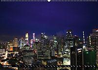 Singapur. Stadt der Superlative (Wandkalender 2019 DIN A2 quer) - Produktdetailbild 2