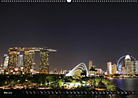 Singapur. Stadt der Superlative (Wandkalender 2019 DIN A2 quer) - Produktdetailbild 5