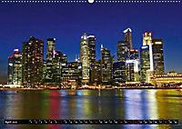 Singapur. Stadt der Superlative (Wandkalender 2019 DIN A2 quer) - Produktdetailbild 4