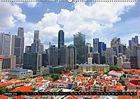 Singapur. Stadt der Superlative (Wandkalender 2019 DIN A2 quer) - Produktdetailbild 10