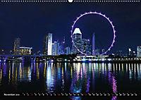 Singapur. Stadt der Superlative (Wandkalender 2019 DIN A2 quer) - Produktdetailbild 11