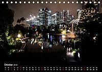 Singapur - verträumte Impressionen (Tischkalender 2019 DIN A5 quer) - Produktdetailbild 10