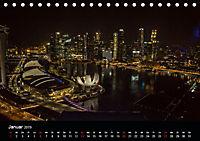 Singapur - verträumte Impressionen (Tischkalender 2019 DIN A5 quer) - Produktdetailbild 1