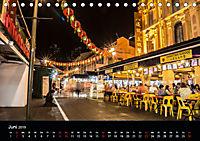 Singapur - verträumte Impressionen (Tischkalender 2019 DIN A5 quer) - Produktdetailbild 6