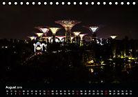 Singapur - verträumte Impressionen (Tischkalender 2019 DIN A5 quer) - Produktdetailbild 8
