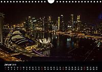Singapur - verträumte Impressionen (Wandkalender 2019 DIN A4 quer) - Produktdetailbild 1