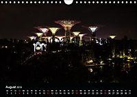 Singapur - verträumte Impressionen (Wandkalender 2019 DIN A4 quer) - Produktdetailbild 8