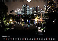 Singapur - verträumte Impressionen (Wandkalender 2019 DIN A4 quer) - Produktdetailbild 10
