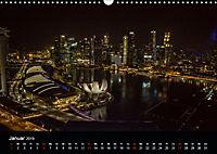 Singapur - verträumte Impressionen (Wandkalender 2019 DIN A3 quer) - Produktdetailbild 1