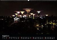 Singapur - verträumte Impressionen (Wandkalender 2019 DIN A2 quer) - Produktdetailbild 8