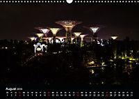 Singapur - verträumte Impressionen (Wandkalender 2019 DIN A3 quer) - Produktdetailbild 8