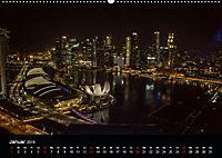 Singapur - verträumte Impressionen (Wandkalender 2019 DIN A2 quer) - Produktdetailbild 1