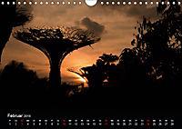 Singapur - verträumte Impressionen (Wandkalender 2019 DIN A4 quer) - Produktdetailbild 2