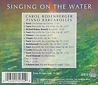 Singing..Water/Barcarolen - Produktdetailbild 1