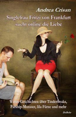 Singlefrau Fritzi von Frankfurt sucht online die Liebe - Andrea Crisan  