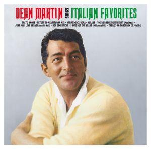 Sings Italian Favorites, Dean Martin