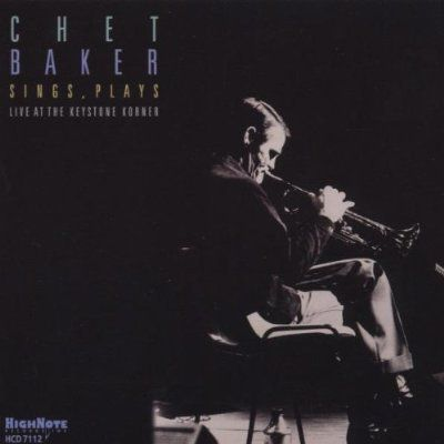 Sings,Plays, Chet Baker