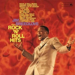 Sings Rock & Roll (Vinyl), Jim Breedlove