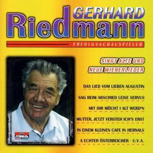 Singt alte und neue Wienerlieder, Gerhard Riedmann