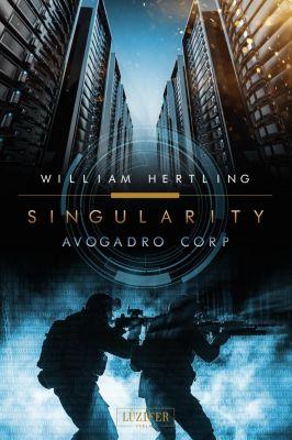 Singularity - Avogadro Corp. - William Hertling |