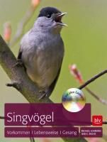 Singvögel, m. Audio-CD, Michael Lohmann