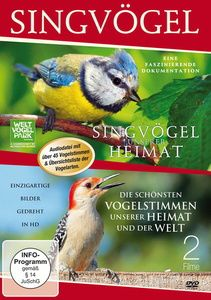 Singvögel: Singvögel unserer Heimat / Die schönsten Vogelstimmen unserer Heimat u. d. Welt, Diverse Interpreten