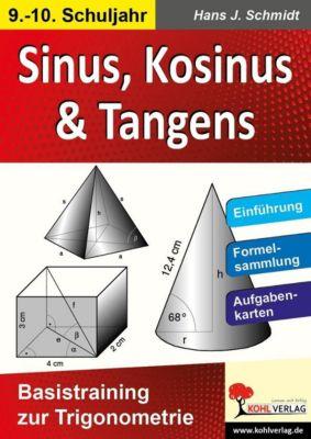 Sinus, Kosinus & Tangens, Hans J Schmidt