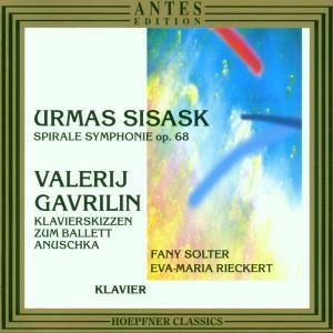 Sisask Spirale Symphonie, Fany Solter, Eva-Maria Rieckert