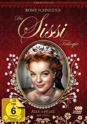 Sissi Trilogie - Purpurrot-Edition, Marie Blank-Eismann
