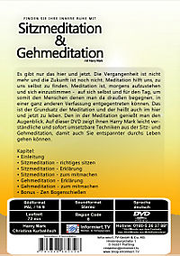Sitzmeditation & Gehmeditation - Produktdetailbild 1