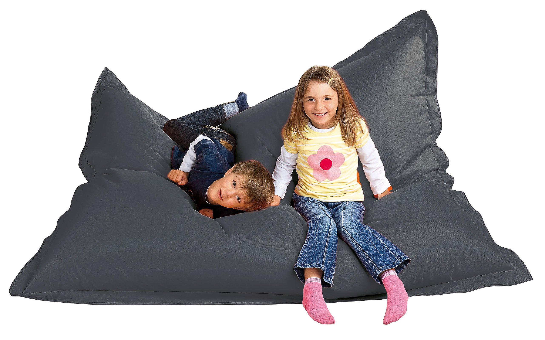 sitzsack big bag farbe anthrazit jetzt bei bestellen. Black Bedroom Furniture Sets. Home Design Ideas