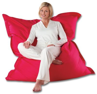 sitzsack big bag farbe rot jetzt bei bestellen. Black Bedroom Furniture Sets. Home Design Ideas