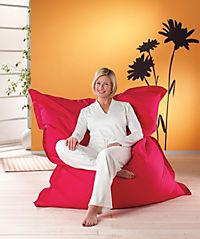 """Sitzsack """"Big Bag"""" (Farbe: rot) - Produktdetailbild 1"""