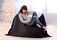 """Sitzsack """"Big Bag"""" (Farbe: schwarz) - Produktdetailbild 3"""