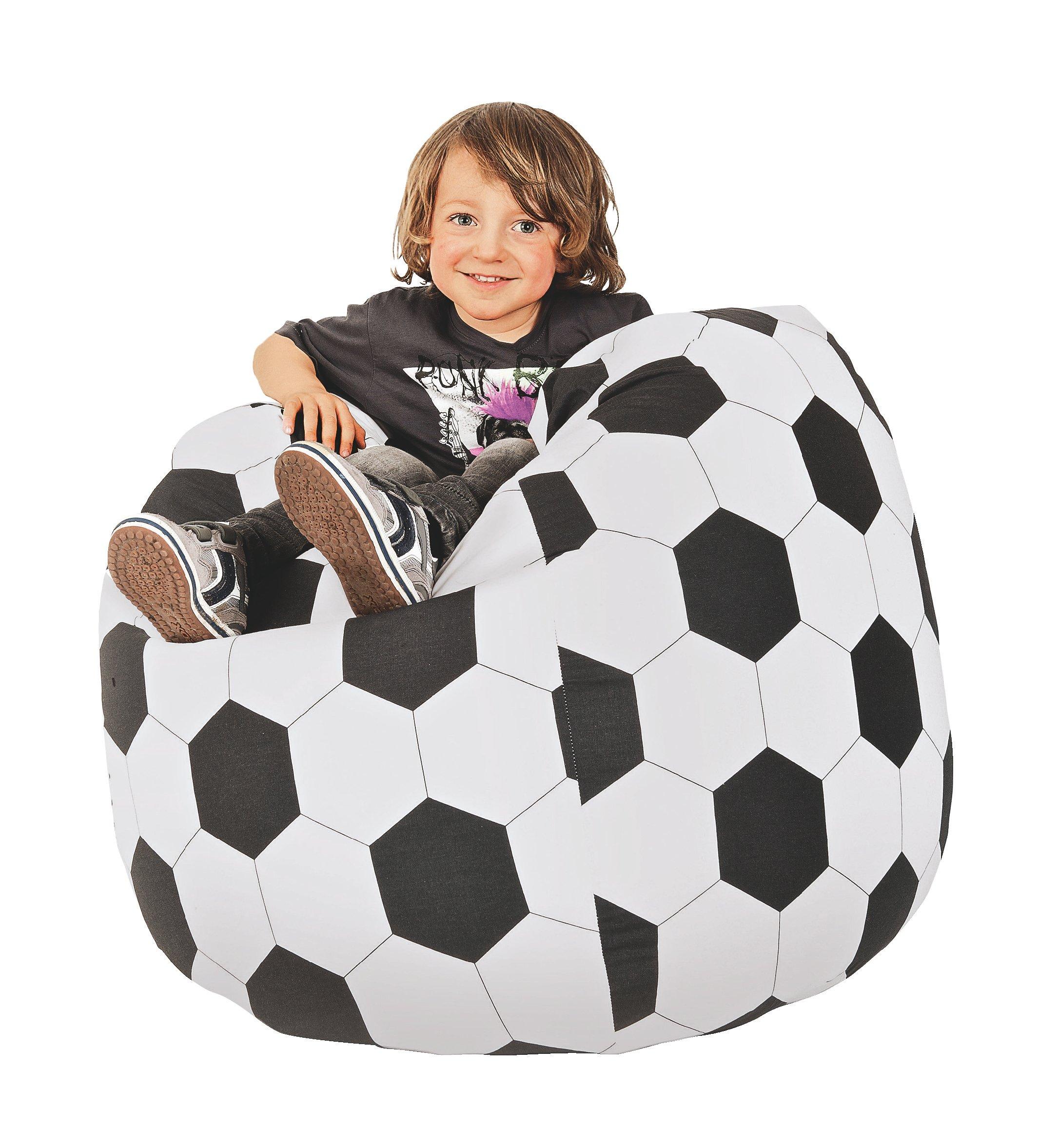 Sitzsack Big Bag Xl Motiv Fussball Bestellen Weltbildch