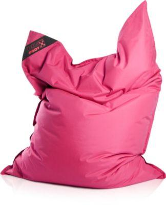 Sitzsack Bigfoot Scuba (Farbe: pink)