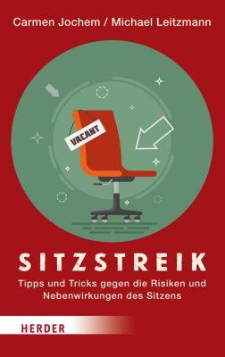 Sitzstreik, Carmen Jochem, Michael Leitzmann