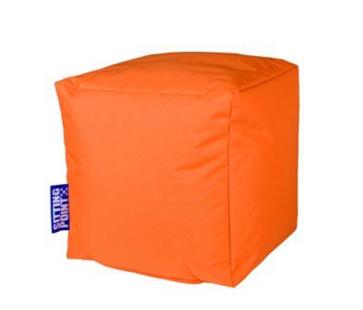 Sitzwürfel Cube Scuba (Farbe: orange)