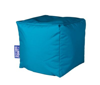 Sitzwürfel Cube Scuba (Farbe: petrol)
