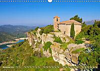 Siurana - Mittelalterliches Bergdorf und Kletterparadies (Wandkalender 2019 DIN A3 quer) - Produktdetailbild 11