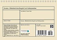 Siurana - Mittelalterliches Bergdorf und Kletterparadies (Tischkalender 2019 DIN A5 quer) - Produktdetailbild 13