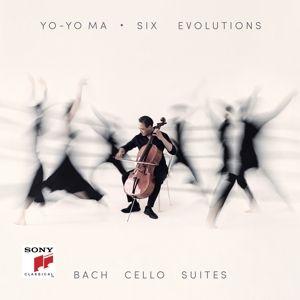 Six Evolutions-Bach: Cello Suites, Johann Sebastian Bach