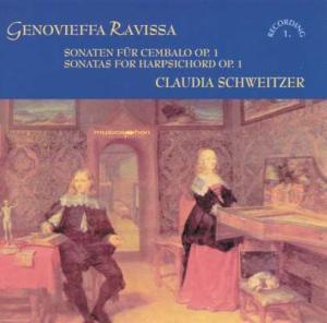 Six Sonates Pour Le Clavecin O, Claudia Schweitzer