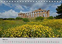 Sizilien 2019 (Tischkalender 2019 DIN A5 quer) - Produktdetailbild 5